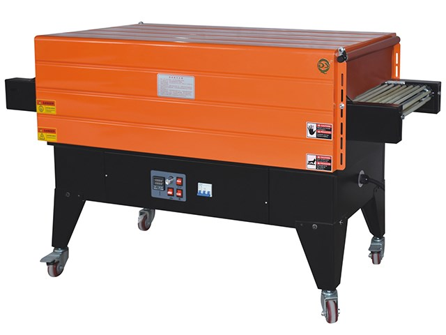 BS8535LA Jet shrink tunnel packager